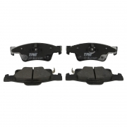 Set placute frana spate JEEP GRAND CHEROKEE (WK, WK2) 3.0 CRD 2011-2017