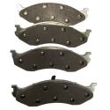 Set placute frana fata JEEP GRAND CHEROKEE ZJ, ZG (1993-1998)