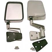 Set oglinzi exterioare (Crom) JEEP WRANGLER YJ, TJ (1987-2006)
