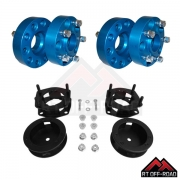 Kit de inaltare cu distantiere roti JEEP GRAND CHEROKEE WK (2005-2010)