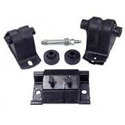 Kit suporti motor si cutie viteze JEEP WRANGLER YJ 2.5L (1991-1995)