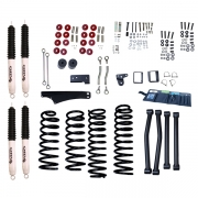 Kit inaltare 10.2 / 12.7 cm Rugged Ridge ORV JEEP WRANGLER JK (2007-2017)