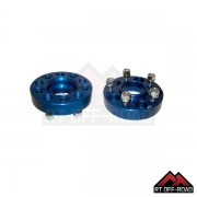 "Kit 2 flanse distantiere roti 1-1/2"" (38 mm) 5 X 4.5 Bolt Pattern, Jeep Cherokee (KJ) 2.5 CRD, 2.8 CRD, 3.7 V6 (2002-2007). Prod"