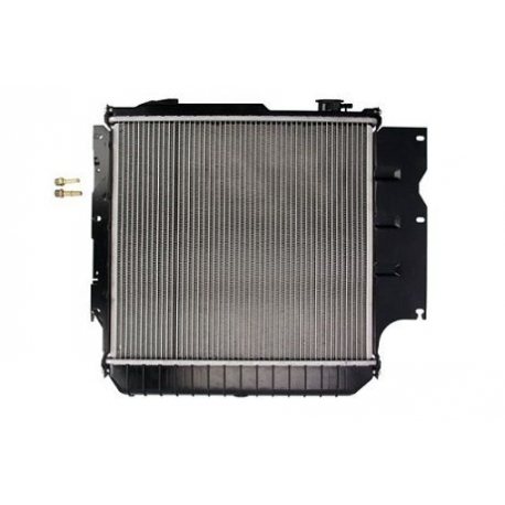 Radiator apa 52028112AB JEEP WRANGLER YJ 2.5L, 4.0L (1992-1995)