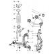 Pivot bascula inferioara 5135651AD JEEP GRAND CHEROKEE WH, WK (2005-2010)