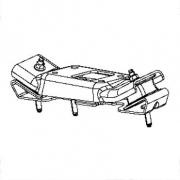Suport cutie viteze manuala JEEP WRANGLER JK 2.8 CRD (2007-2010)