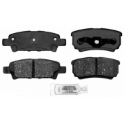 Set placute frana spate JEEP COMPASS MK (2006-2017)