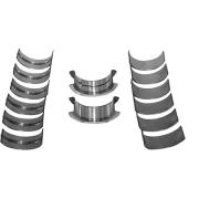 Set cuzineti palier STD. 4.0L JEEP CHEROKEE (XJ) 91-01, WRANGLER (YJ, TJ) 91-06